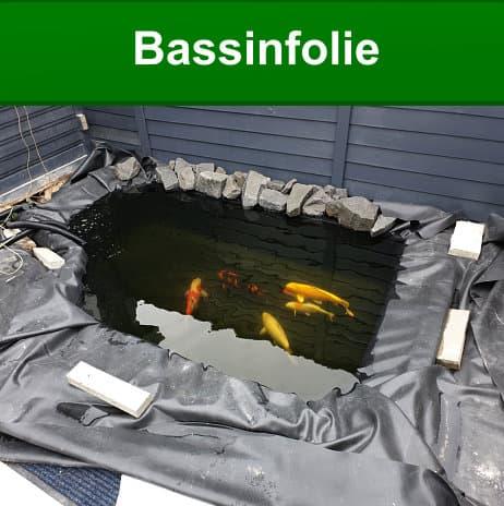 Sådan lægger du et bassinfolie i havedam