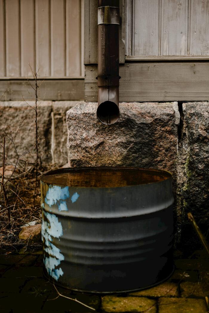 Blødt eller hårdt vand i havedammen