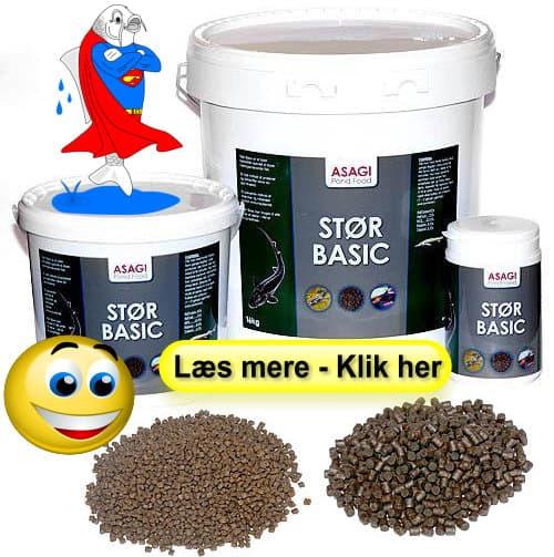 KØB STØR BASIC FODER TIL DIN STØR