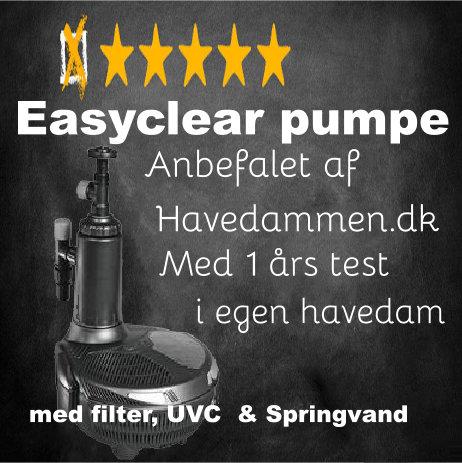 EasyClear pumpe Test